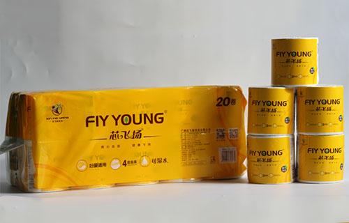 2800g芯万博手机登陆网页版Fly Young-Fly Young纯万博manbetx全站下载卷筒纸(20卷)
