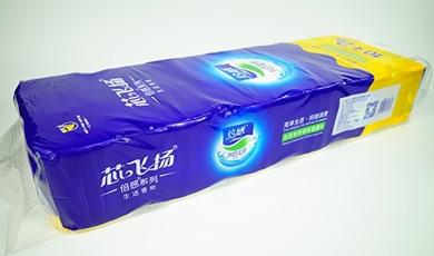 芯飞扬新倍感系列卷筒纸(12卷)