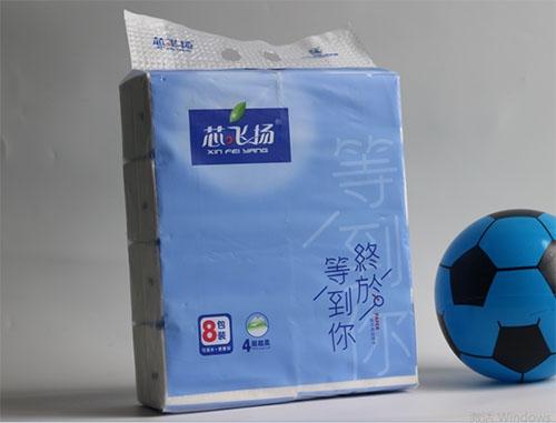 广西M号8包等你系列纯木浆软抽纸